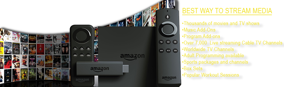 FireTV Sticks $100 & FireTV Box $200
